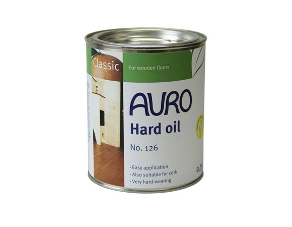 impregneer olie natuurlijk