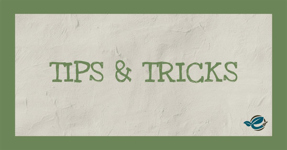 duurzame verf tips