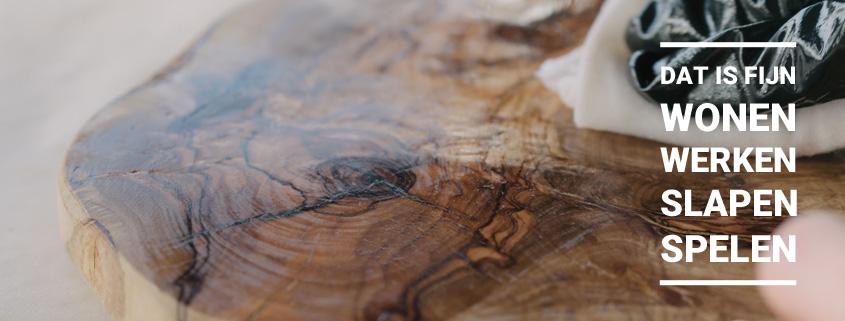 hout olie duurzaam