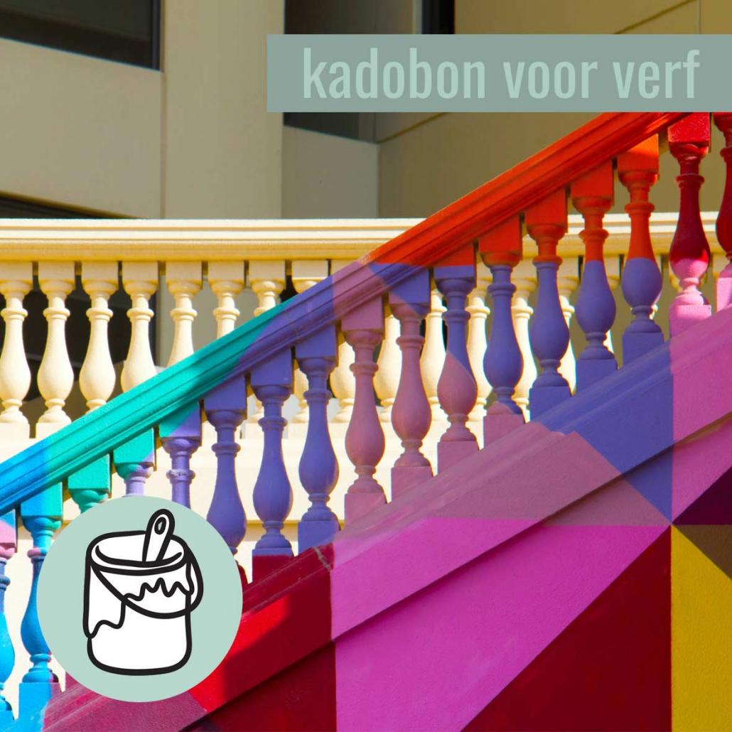 kadobon verf model 03
