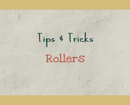 verf roller kiezen